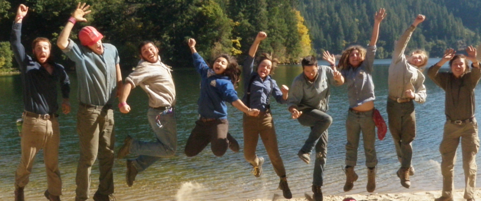 Got hops? The Northwest Youth Corps